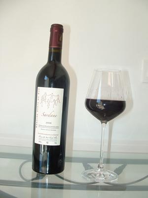 Boutique sardane vin du domaine vents du sud